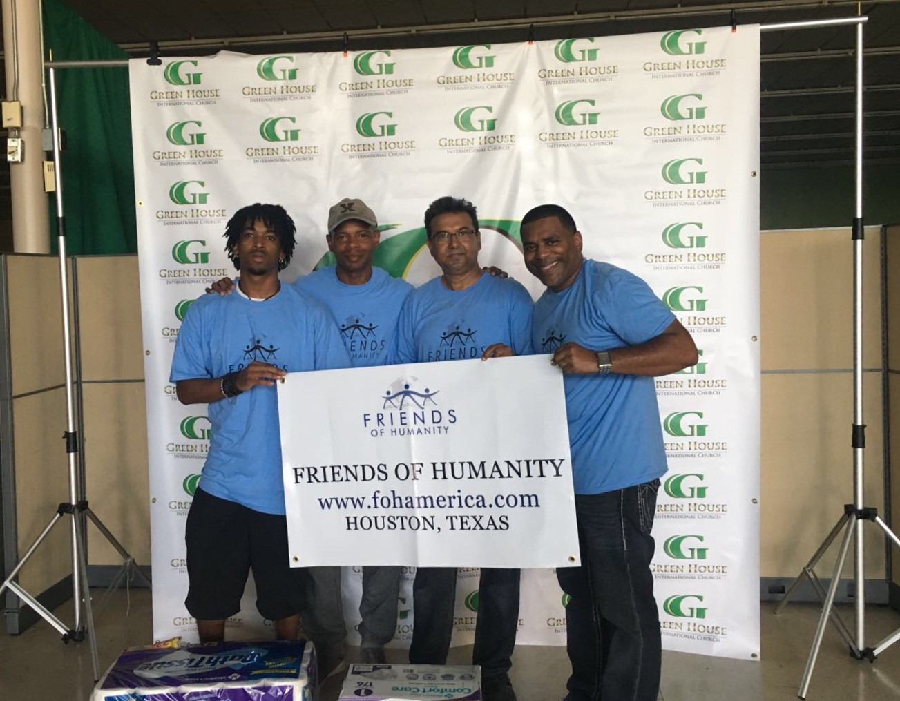 foh relief work in houston